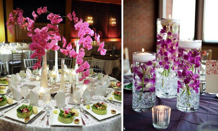 Decoracin de bodas arreglos florales para centros de mesa decoracin de bodas arreglos florales para centros de mesa thecheapjerseys Gallery