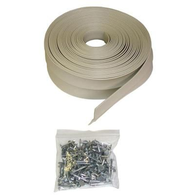ProSeal 36 ft. Garage Door Top and Side Seal-58036 - The Home Depot