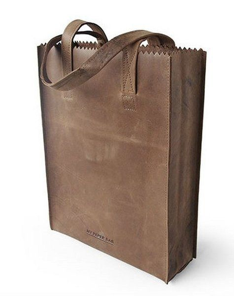 My Paper Bag 'Long handle zipper' Original - 169,95€ - MyoMy