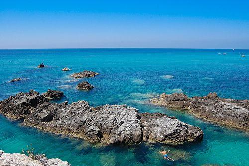 Ricadi - Capo Vaticano - Calabria - Italia - Italy
