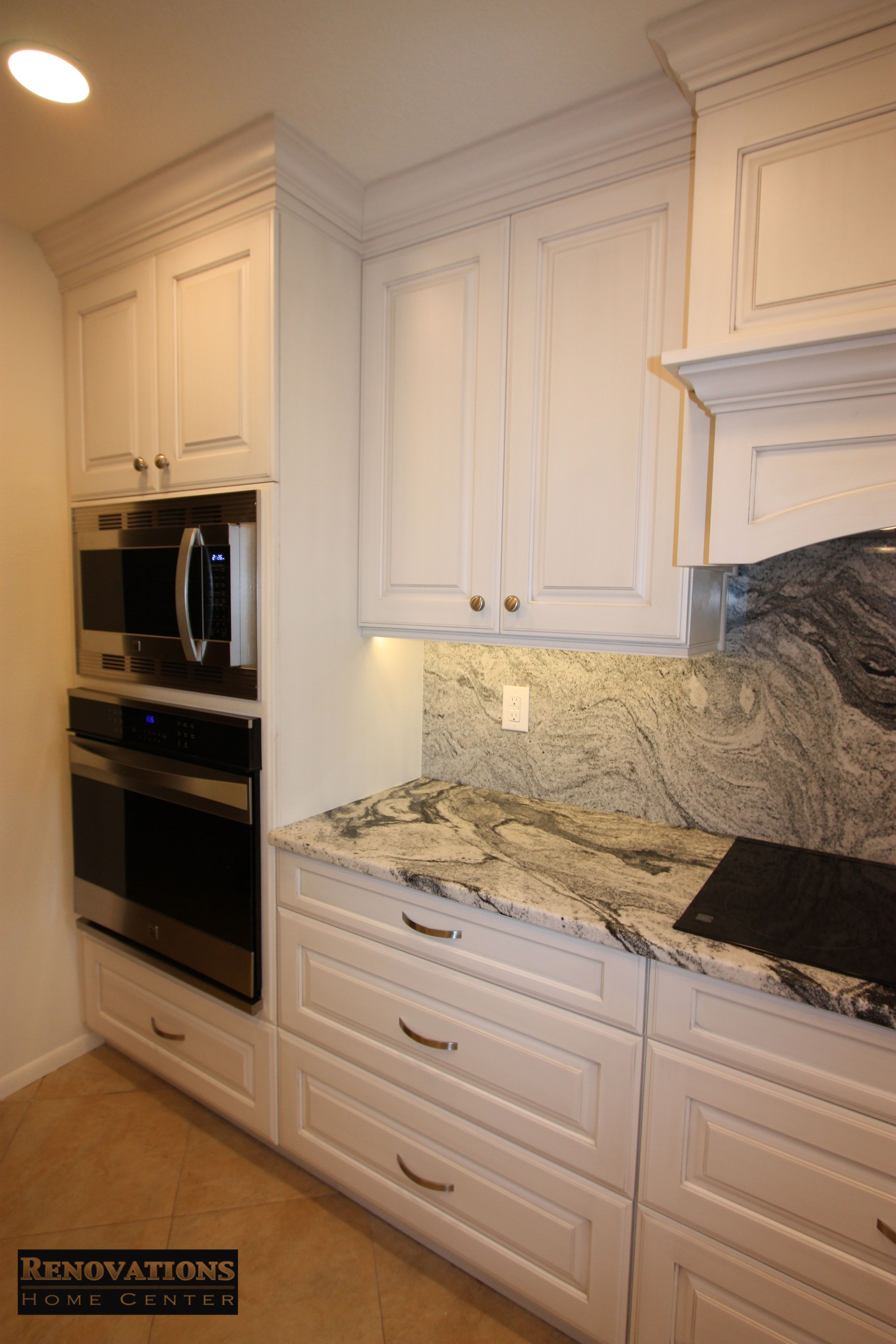 We Recently Completed A Full Kitchen Remodeling Project For Our - Atlas bathroom remodel