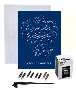 Copperplate Starter Kit with Speedball Oblique