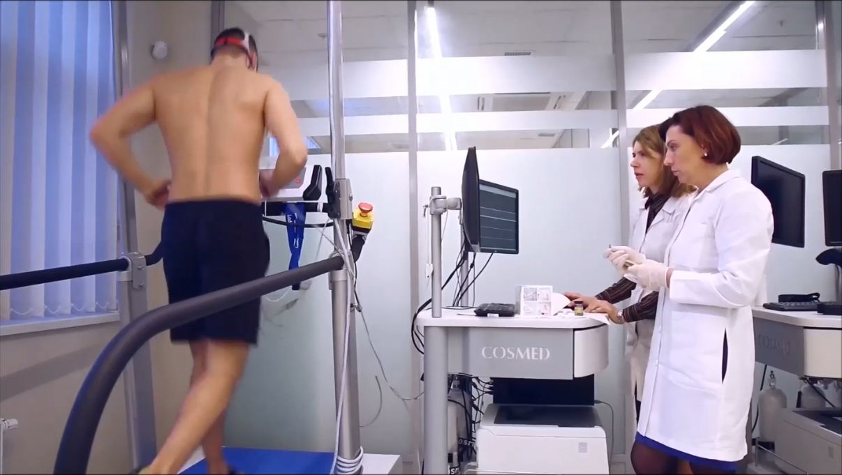 Cardiopulmonary Exercise Testing with Quark CPET and