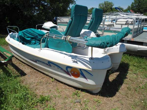 LEISURE LIFE LTD Electric Sun Lounger Mecosta MI For Sale - Blue fin boat decalsblue fin sportsman need some advice pageiboats