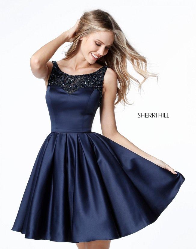 bcbe00ffd6 Vestidos para damas de quinceañeras 2017 Sherri Hill
