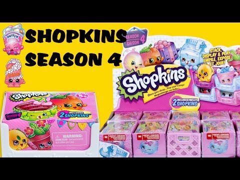 Shopkins Season 3 Pack 12 Pack And 2 Blind Bags Shopkins Season 1 Shopkins Season 3 Shopkins