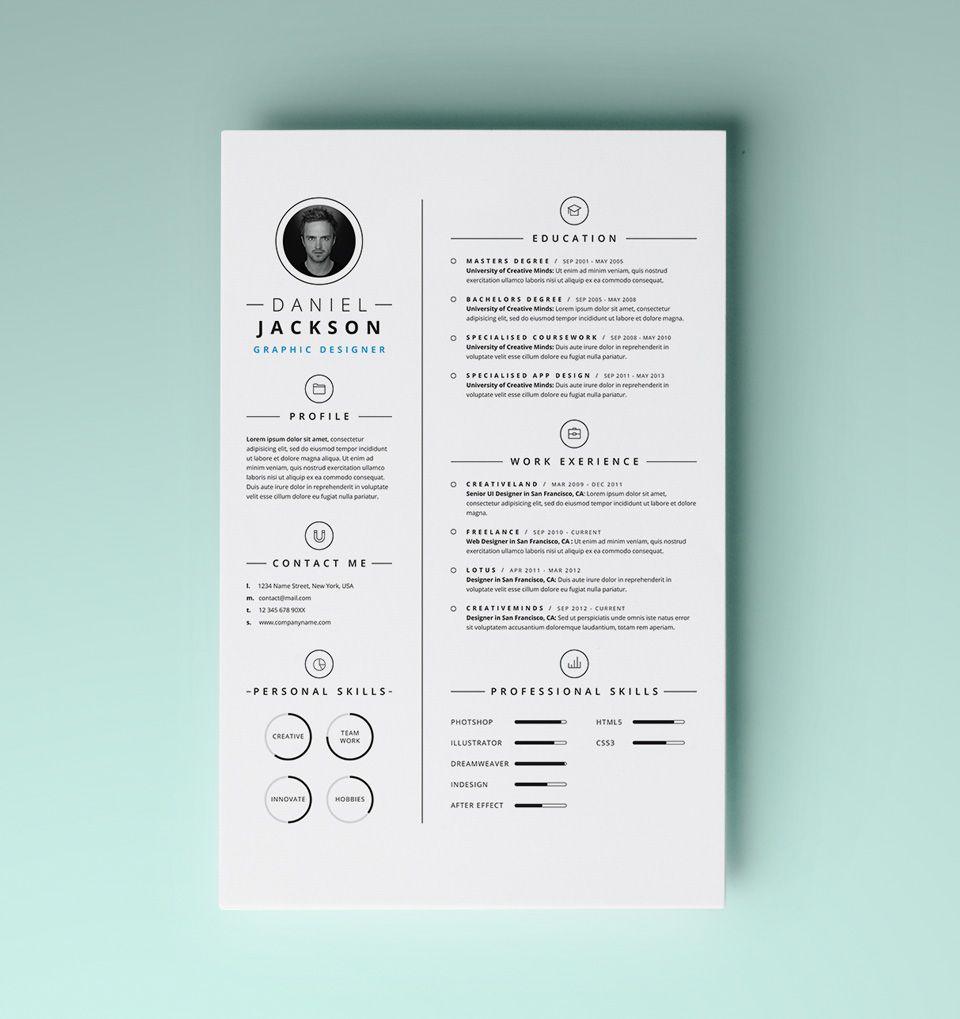 resume design - l u0026 39 encre et la plume - la touche d u0026 39 agathe