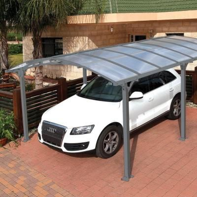 Marvelous Palram Arcadia 5,000 12 Ft. X 16 Ft. Carport With Polycarbonate Roof