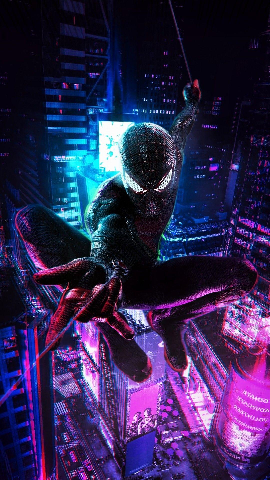 Descarga este Wallpaper de Spiderman gratis para tu