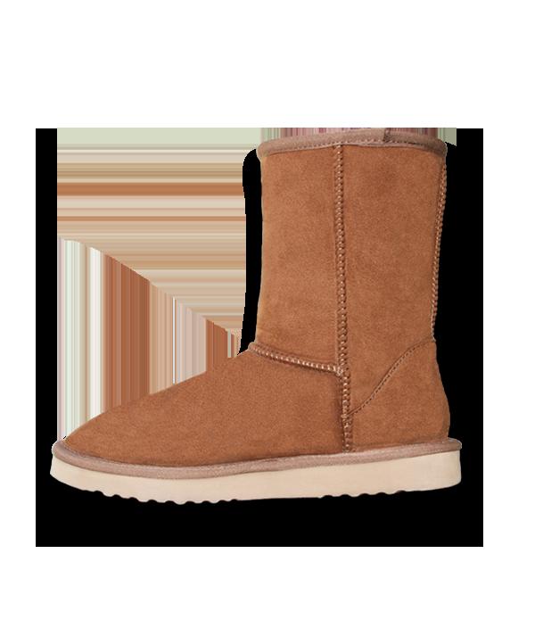 5e82e1a52ba Pawj Short Boot - Chestnut | perf presents | Vegan boots, Vegan ...