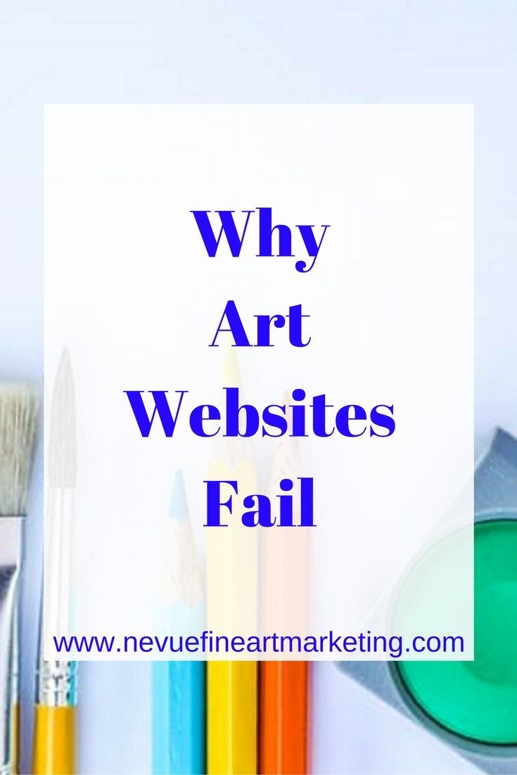 Why Art Websites Fail 8 Features Your Artist Website Needs