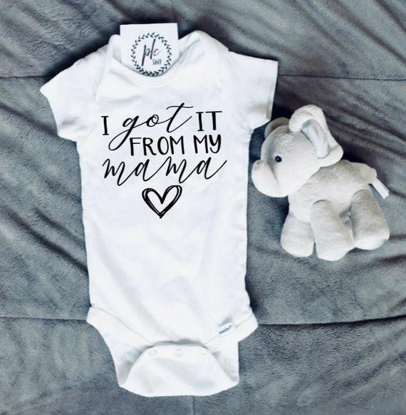 Baby Girl Onesie Baby Shower Gift Onesie With Hearts -Cute Baby Outfit I Am Loved Gerber Baby Onesie Baby Boy Onesie You Are Loved