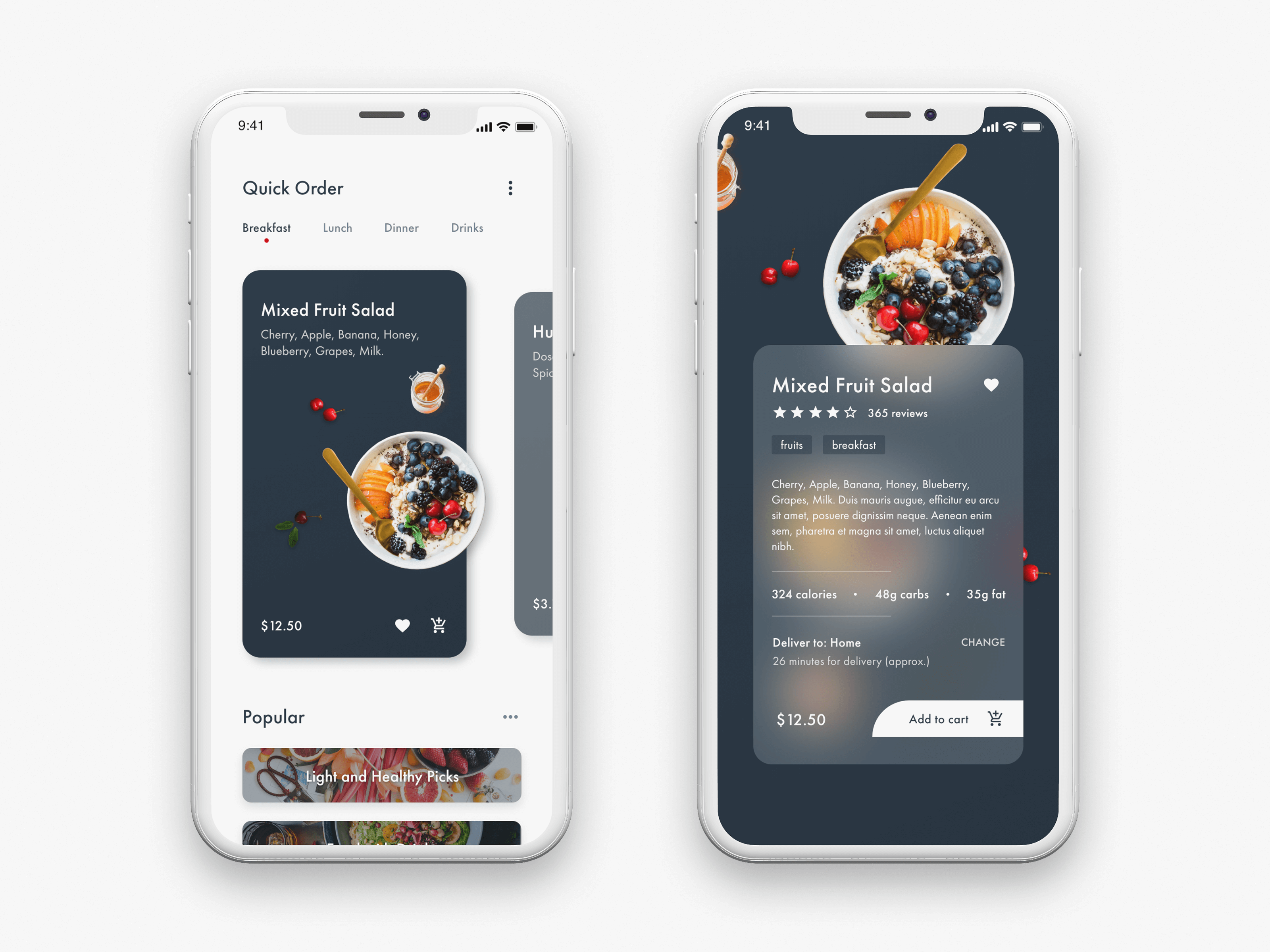 Greenfud Food Delivery App (With images) Food delivery app