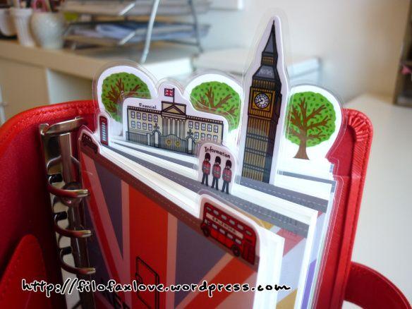 London Dividers