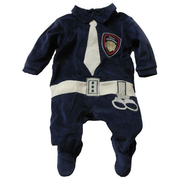 Moi, quand je serai grand, je serai policier....chez Gaspard et Zoe ... 3fa37e69b06