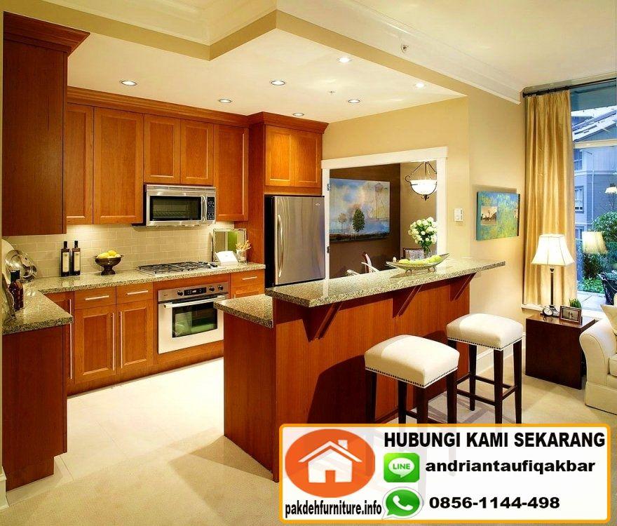 High Quality Jual Kitchen Set Mini Bar Di Bogor | Contoh Design Part 17