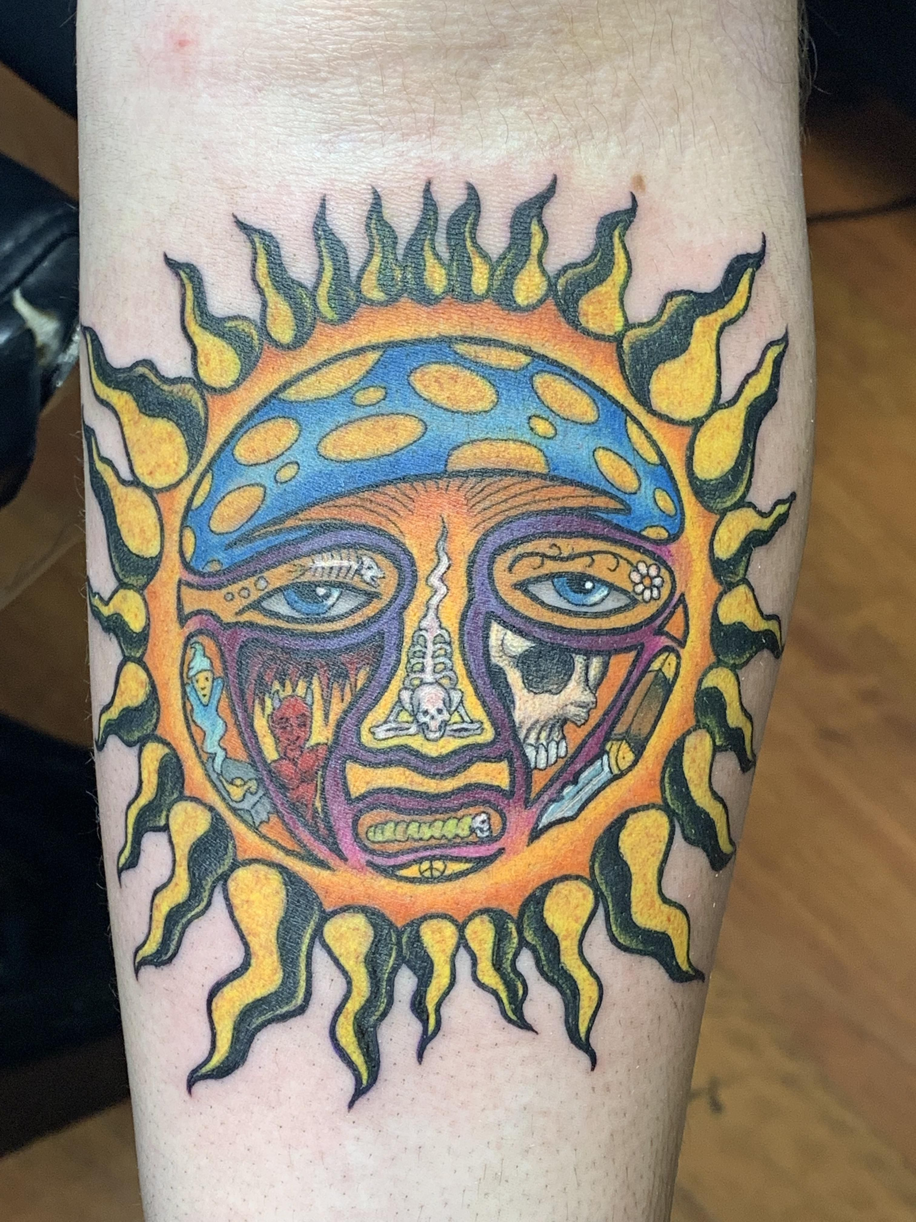 Sublime piece done by Rafael Marte at Studio 28 in nyc | Tattoos ...