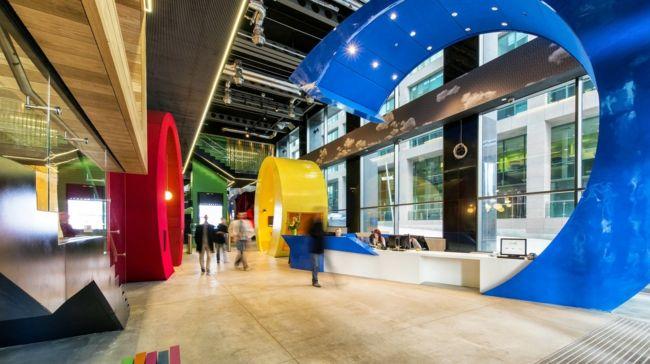 Schon Die Google Zentrale In Irland U2013 Blick Hinter Den Kulissen #blick #google  #hinter