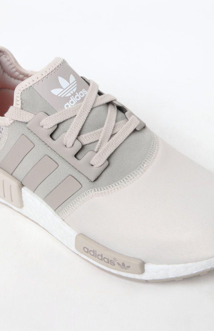 Women's NMD_R1 Brown Low Top Sneakers   Sneakers in 2019