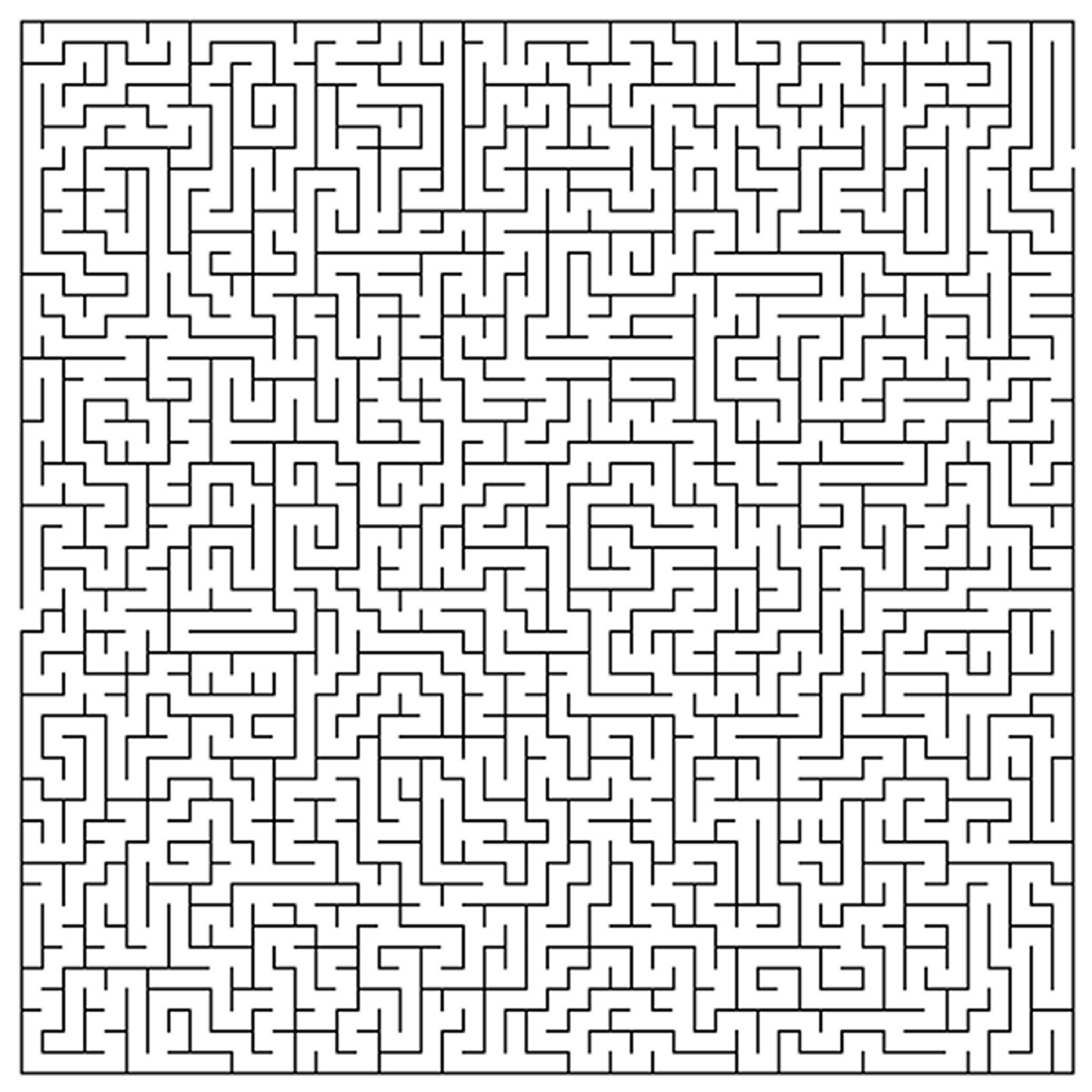 Printable Mazes For Adults For Brain Therapy And Practice