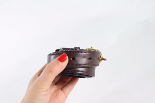 Tory Leather Spur Belt
