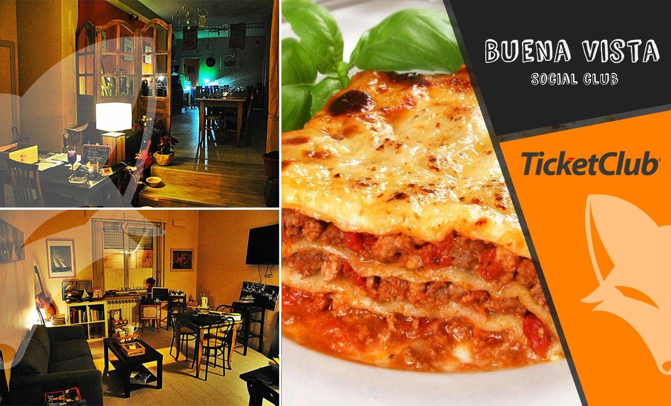 Menu Buena vista x2 a 10€ Buena Vista Social Club - Caserta