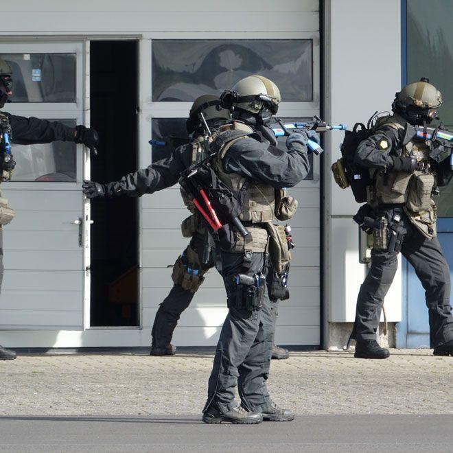 Bundeswehrsoldat Verhaftet