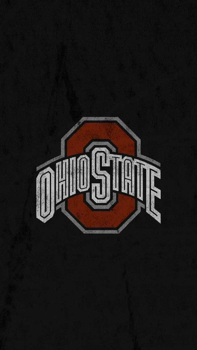 Free Ohio State Buckeyes Iphone Ipod Touch Wallpapers Ohio State Wallpaper Ohio State Flag Ohio State Logo