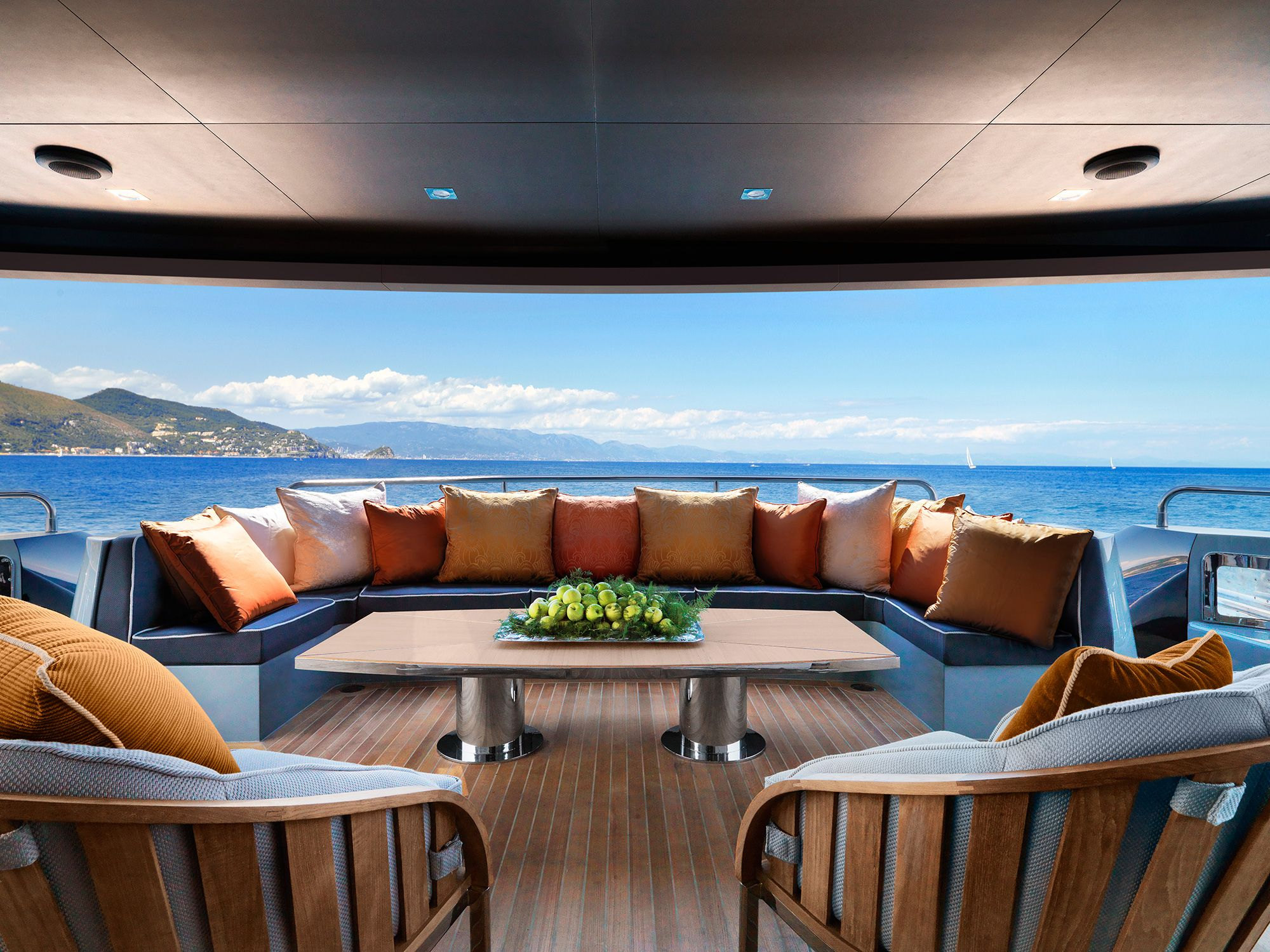 Explore Yacht Interior, Interior Design, And More!