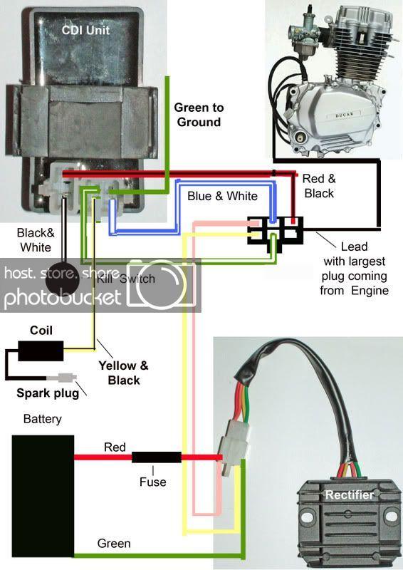 Engine Wiring Help Diy Go Kart Forum Motorcycle Wiring Diy Go Kart Electrical Wiring Diagram