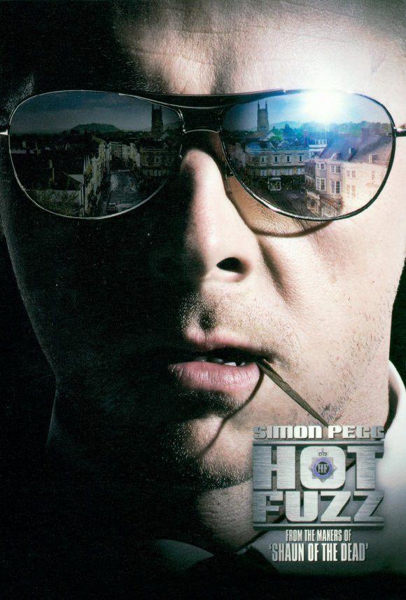 Hot Fuzz 11x17 Movie Poster (2007)