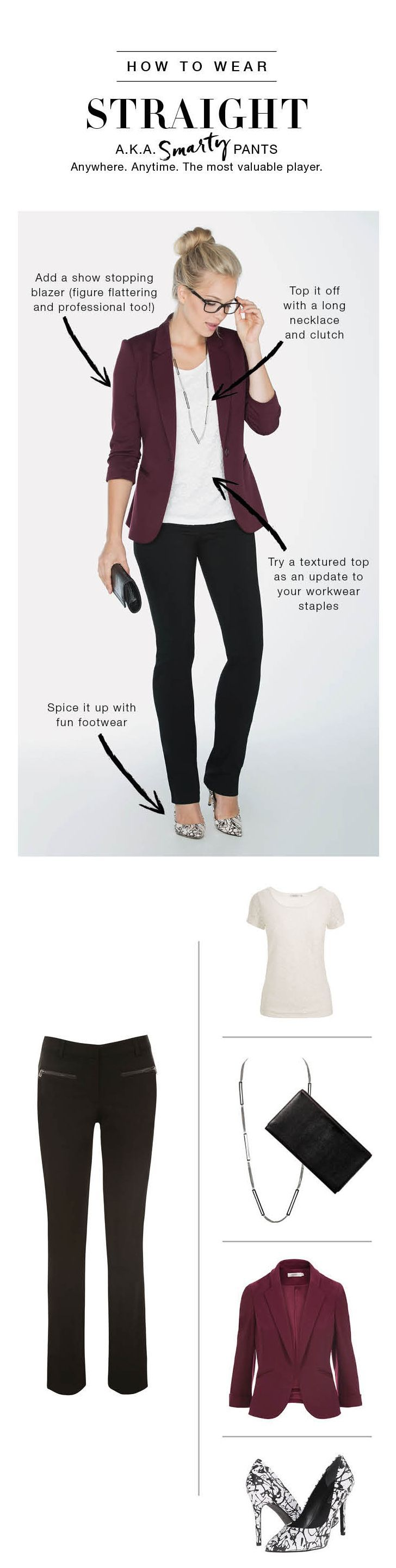 Ricki's – How To Wear | BlaaaBlaaa #workclotheswomen