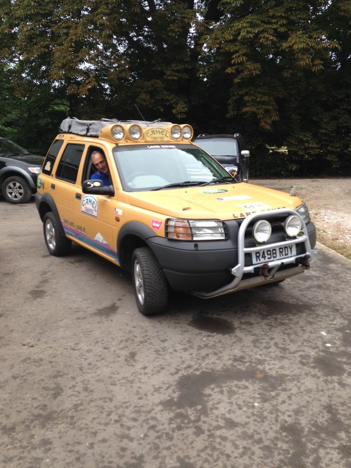 landrover land information specs freelander rover parts pictures