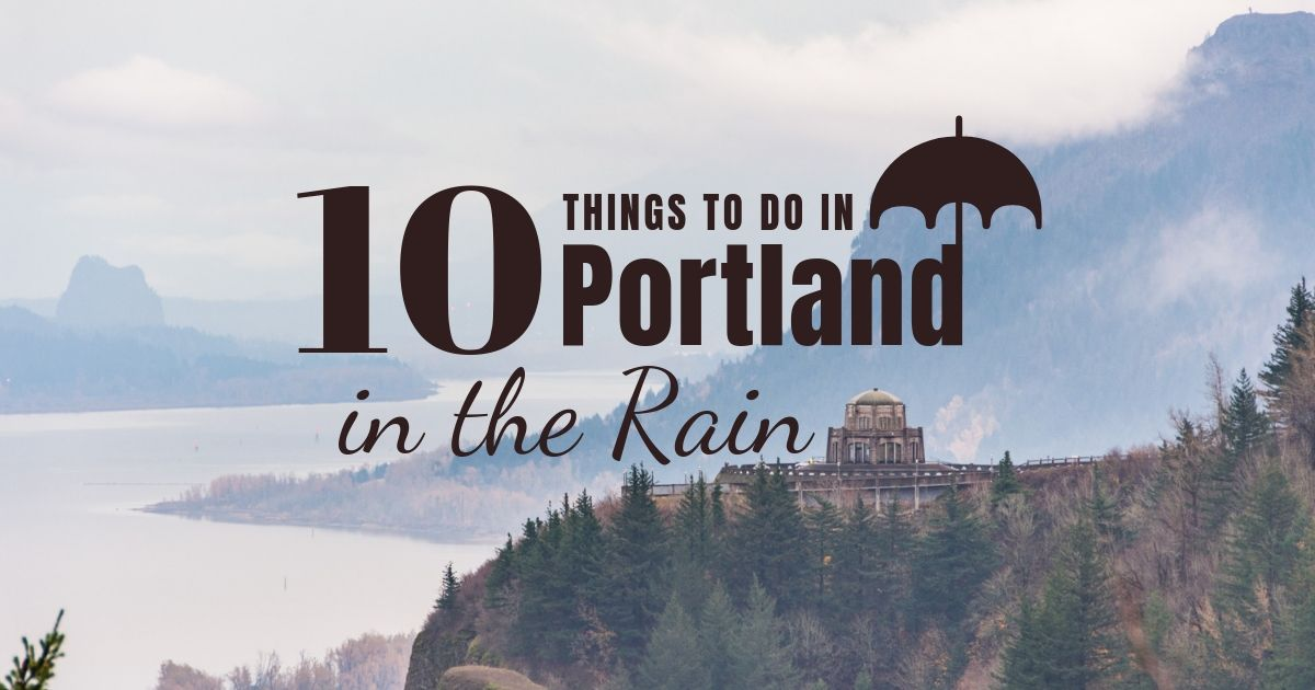 Things To Do On Halloween Oregon 2020 10 Things to do in Portland, Oregon in the Rain in 2020 | Portland
