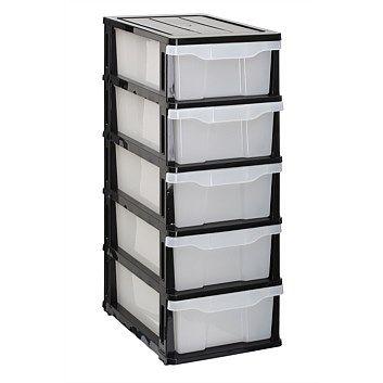 Storage Units u0026 Solutions - Briscoes - Cabinet Drawer 5 Tier  sc 1 st  Pinterest & Sunco Cabinet Drawer 5 Tier | Pinterest | Cabinet drawers Drawers ...