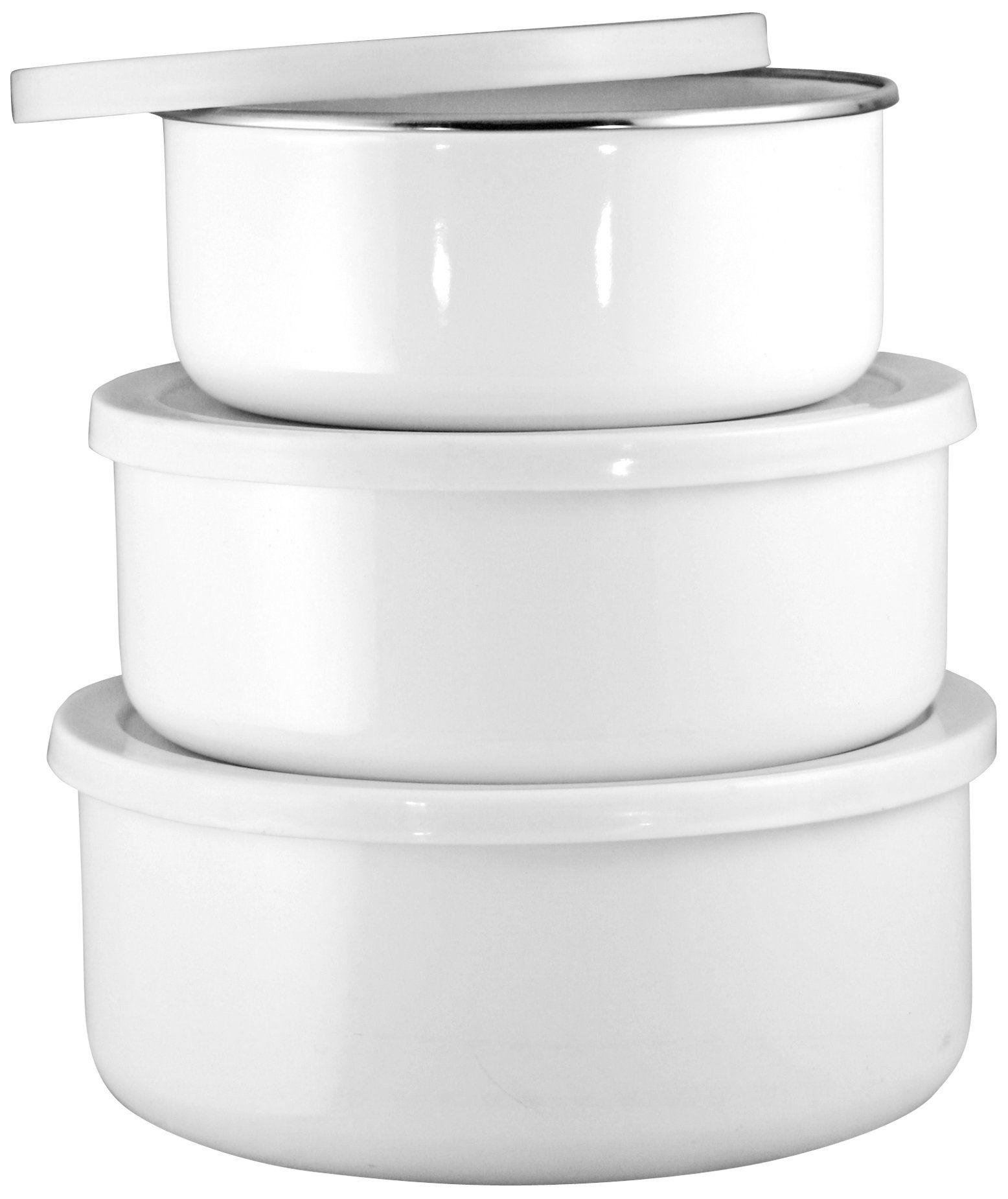 Amazon.com: Calypso Basics 6-Piece Bowl Set, Turquoise: Mixing Bowls: Kitchen & Dining