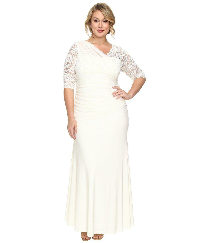 Lane Bryant Wedding Dress