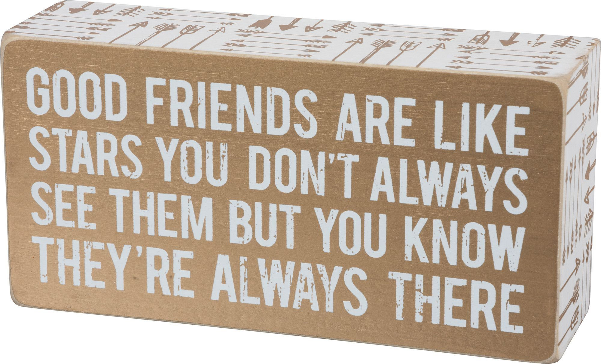 One Of Our Favorite Sayings For Friends This Wood Sign Is