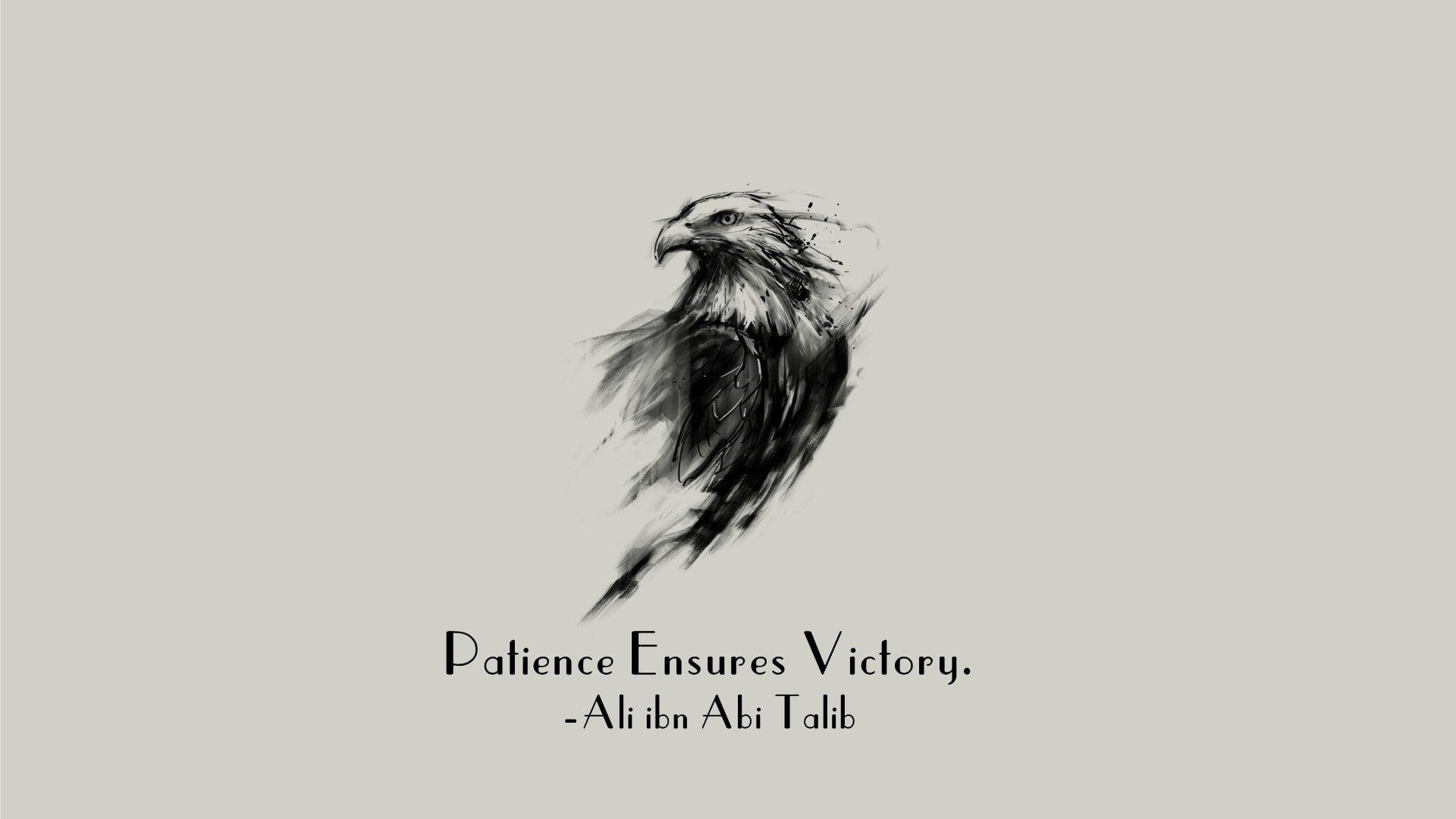 Imam Motivational Eagle Islam Quote Ali Ibn Abi Talib 1080p Wallpaper Hdwallpaper Desktop In 2020 Islamic Quotes Wallpaper Wallpaper Quotes Imam Ali