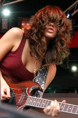 Allison Robertson - The Donnas