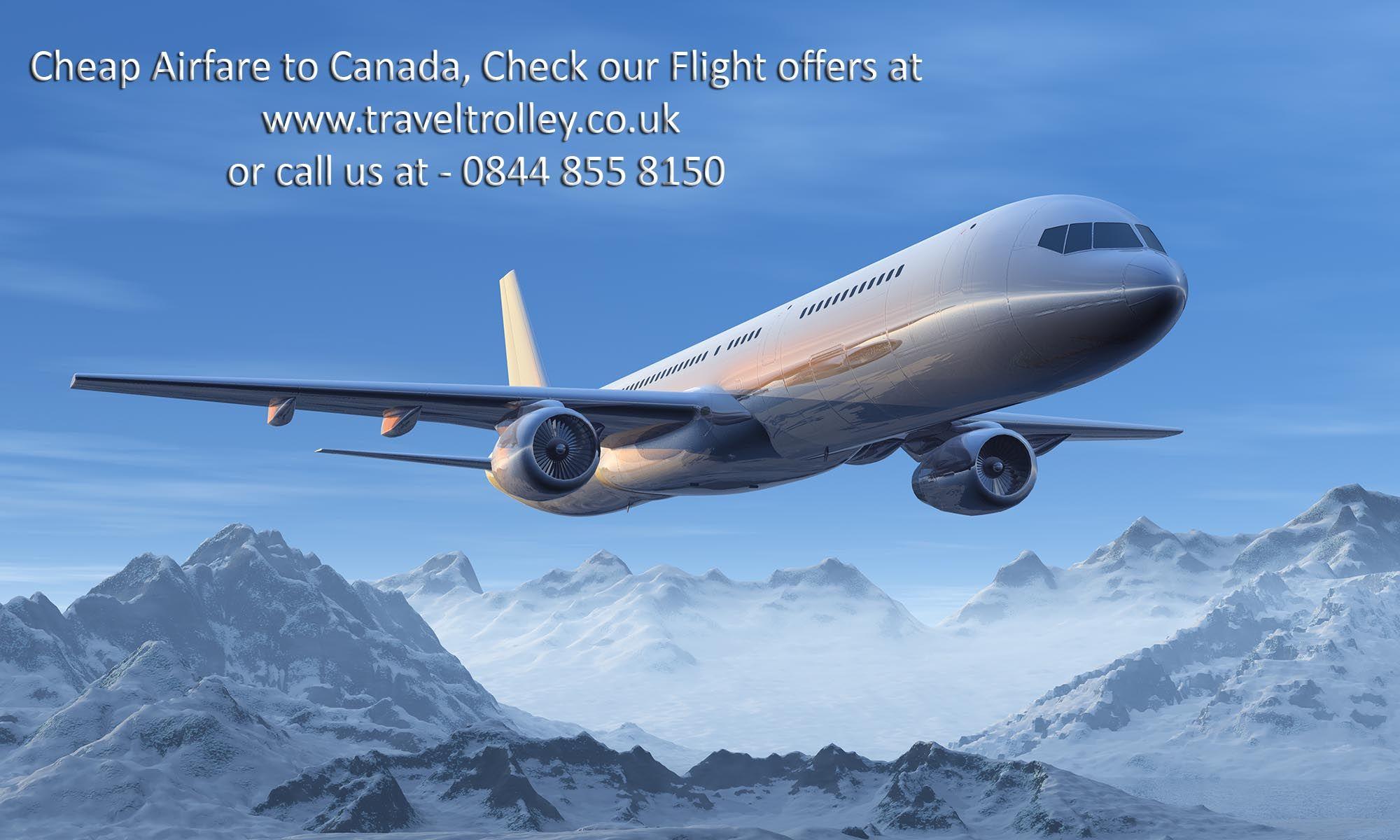 Cheap airfare canada