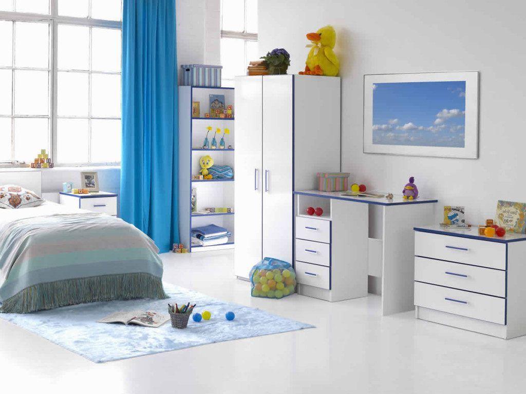Kinderzimmers Schlafzimmer Möbel Sets Hängende Lampe Oben