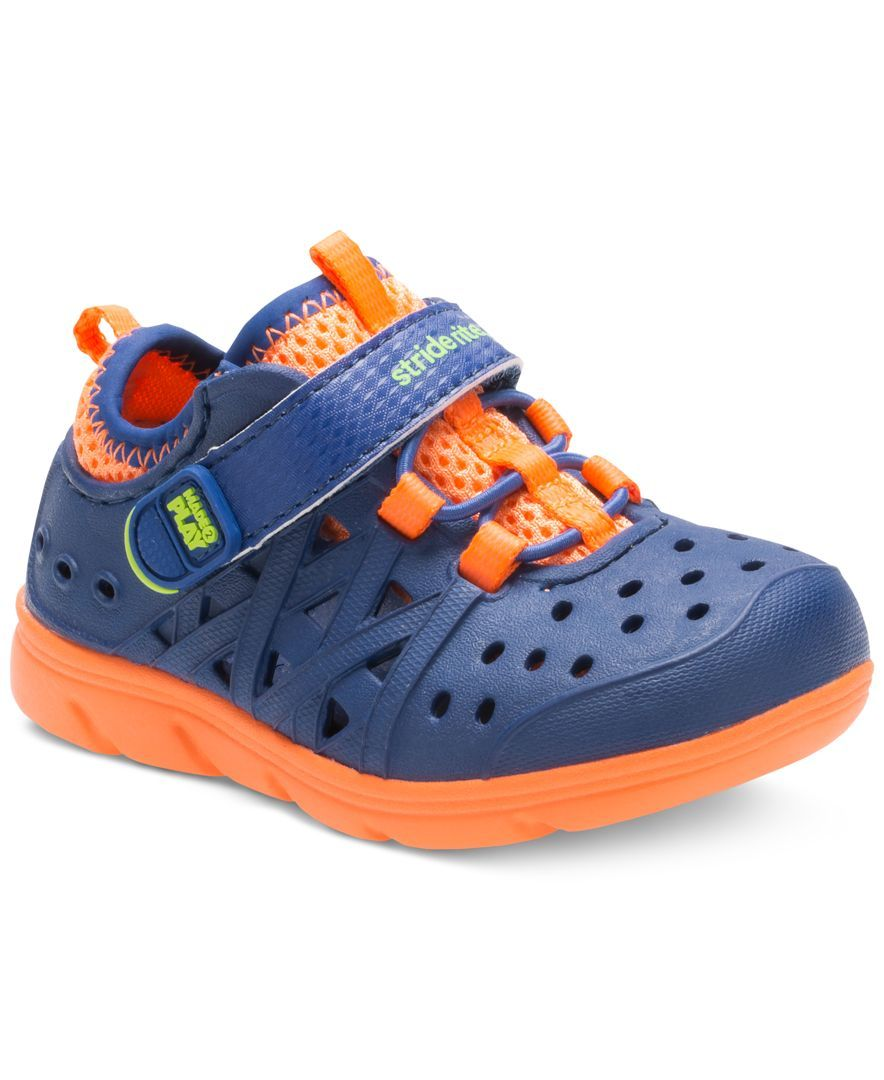 Stride Rite Made 2 Play  M2P Phibian Girls /& Boys  Toddler Shoes//Water Shoes