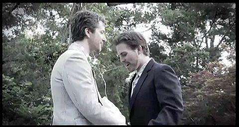 Randy Robert Potts (Grandson of Oral Roberts) marries ex-Mormon Keaton Johnson