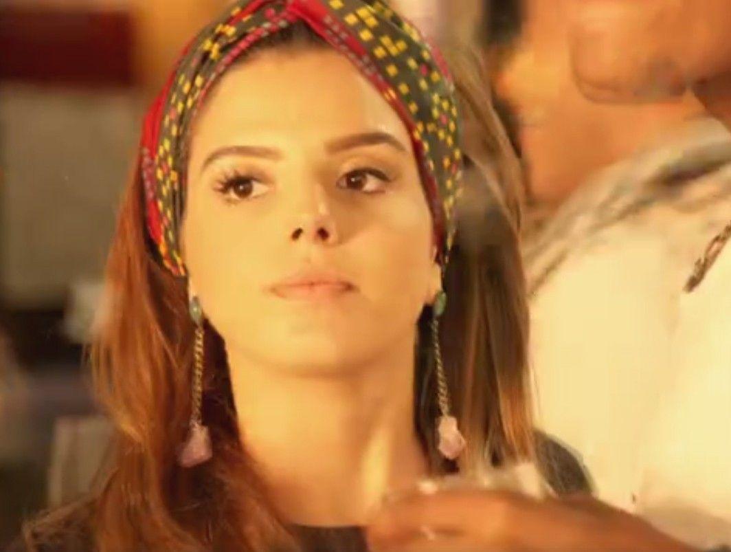 Giovanna Lancellotti na novela A Regra do Jogo (Foto: Divulgação)