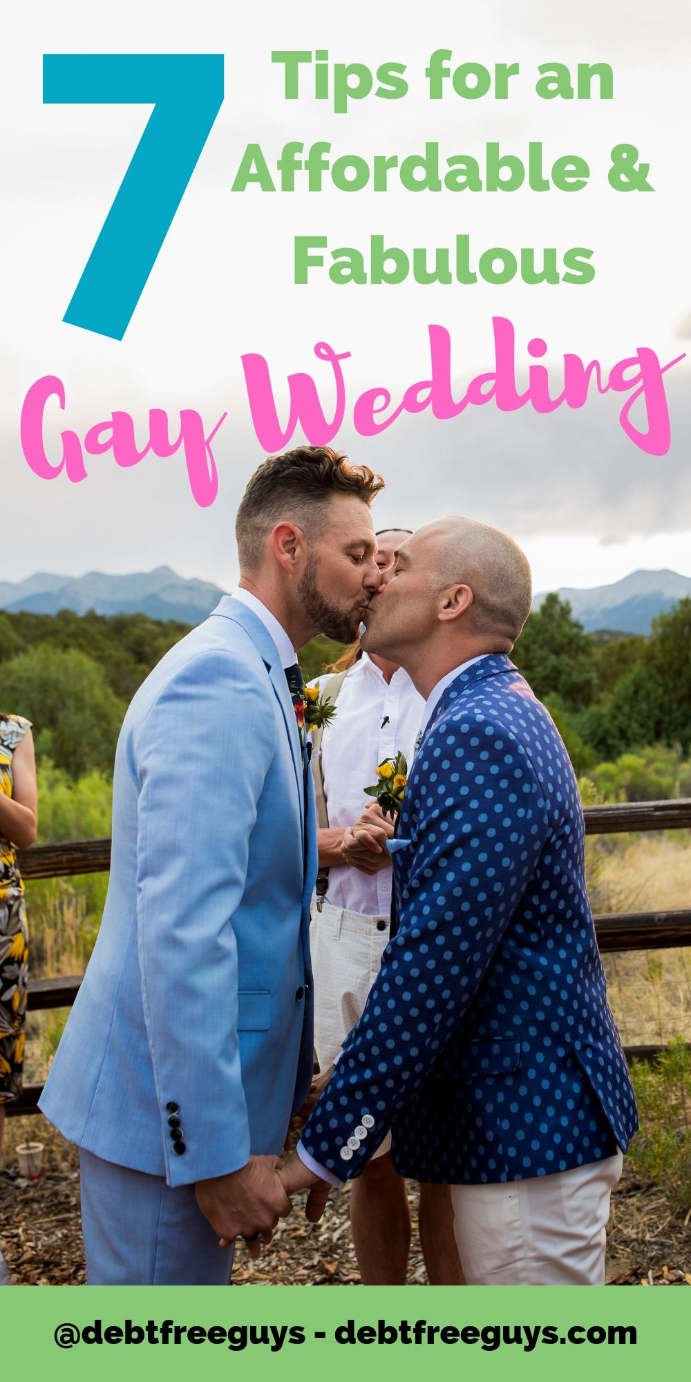 8f5e82bd1751 Weddings are expensive. Gay weddings can be even more expensive with all the