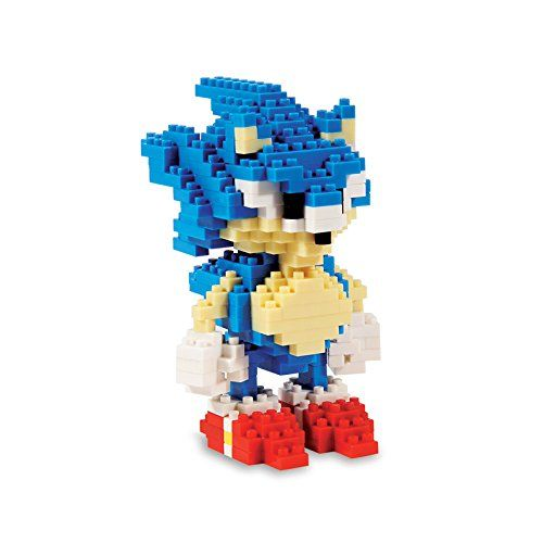Amazon Com Sonic Pixel Bricks Toys Games Hedgehog Accessories Sonic The Hedgehog Sonic