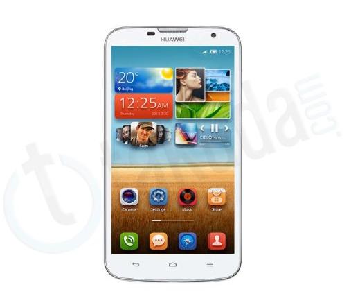 Huawei G730, Android OS 4.2, quad core. Dual sim dual