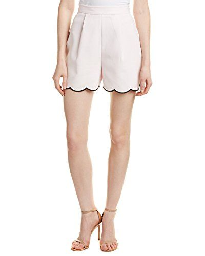 dbfddb5ac79 Kendall Kylie Womens Scalloped Short L Pink -- For more information ...