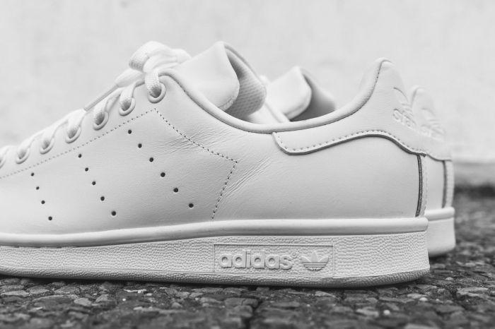 Adidas Stan Smith 'Triple White' | Basket blanche homme